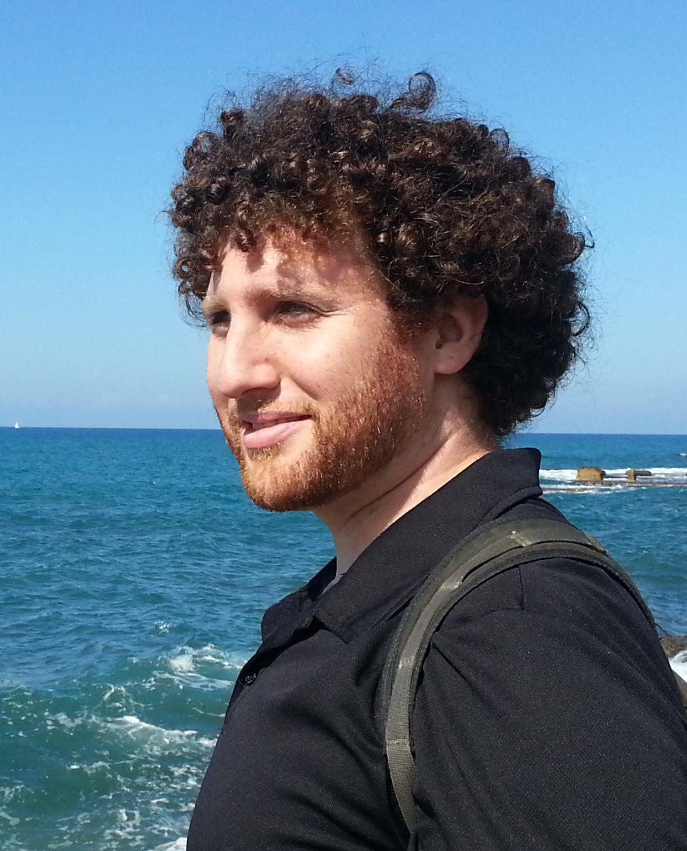 yoni lightstone israel tour guide